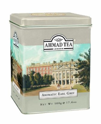 Ahmad Tea Earl Grey Aromatic Loose Tea