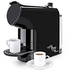 Caffé Brio, Nespresso OriginalLine Capsule Compatible Espresso Maker Machine