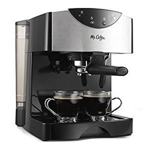 Coffee Automatic Dual Shot Espresso/Cappuccino System
