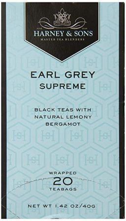 Harney & Sons Earl Grey Supreme Tea