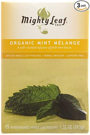 Mighty Leaf Organic Tea