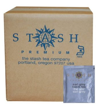 Stash Tea Earl Grey Black Tea