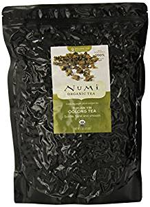 Numi Organic Tea Iron Goddess of Mercy, Full Leaf Oolong Tea, Loose Leaf