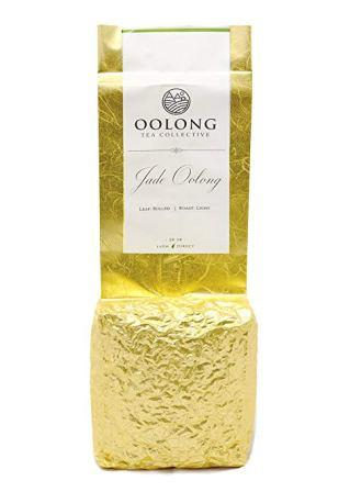 Oolong Tea Collective – Jade Oolong Tea – 2018 Fresh Harvest – Natural Loose Leaf Tea