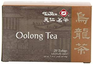 Ten Ren Oolong Tea, 20-Count