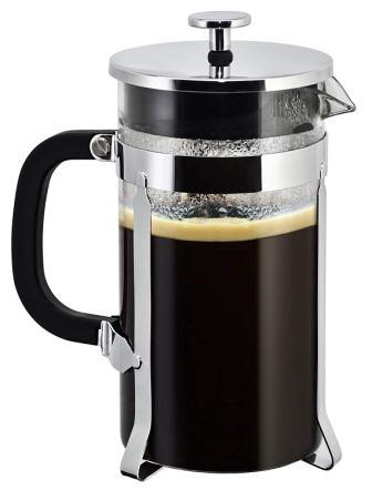 STERLINGPRO CHROME FRENCH PRESS COFFEE MAKER