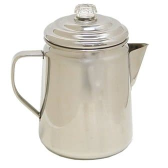 Coleman Stainless Steel Percolator