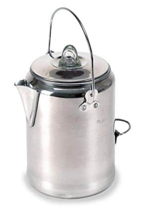 Stansport Percolator and Coffee Pot