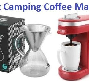 Top 15 Best Camping Coffee Makers in 2019