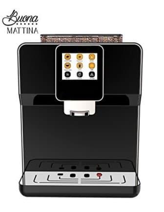 Buona Mattina ARC700 Automatic Espresso, medium, Black