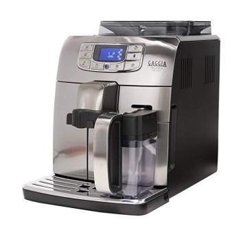 Gaggia RI8263/47 Velasca Prestige Espresso Machine Stainless Steel