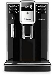 Philips Saeco HD8911/48 Incanto Classic Milk Frother Super Automatic Espresso Machine with AquaClean Filter