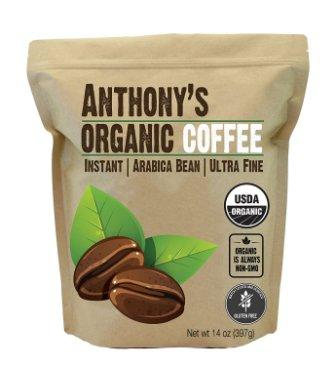Anthony's Organic Coffee