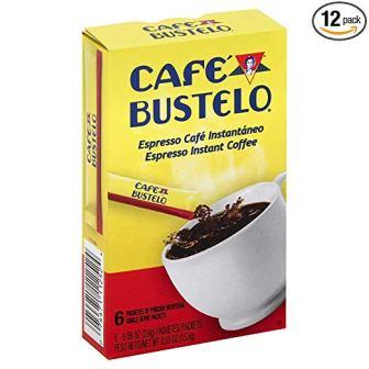 Café Bustelo Instant Coffee