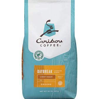 Caribou Coffee's Caribou Blend Ground Coffee (Medium Roast)