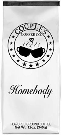 "Couple's Coffee Co. ""Homebody"" Ground Coffee"