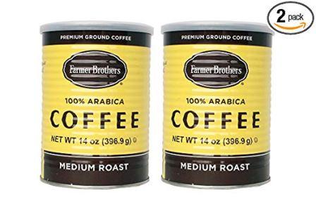 Farmer Brothers 100% Arabica Medium Roast Ground Coffee