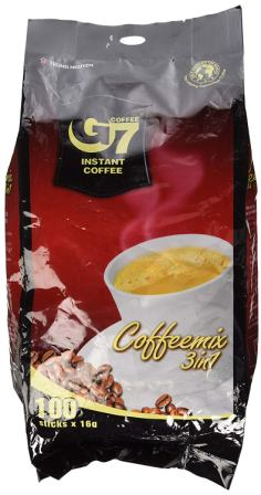 G7 3-in-1 Instant Coffee Mix