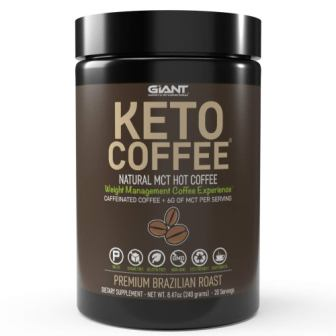 Giant Sports Keto Coffee