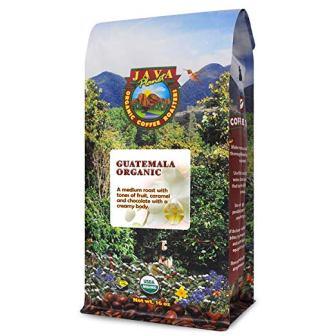 Java Planet- Guatemalan USDA Gourmet Organic Coffee Beans