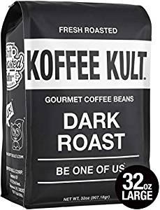 Koffee Kult Dark Roast Coffee Beans