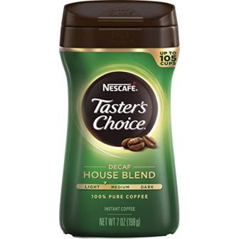 Nescafe – Taster's Choice Decaf House Blend