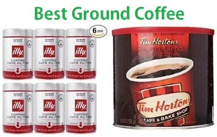 Top 15 Best Ground Coffee in 2019