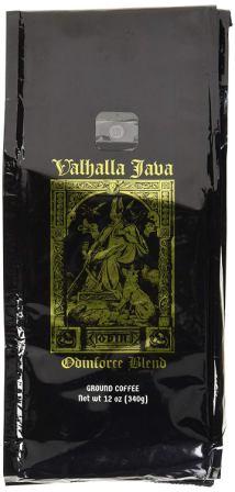 Valhalla Java Ground Coffee by Death Wish Coffee Company
