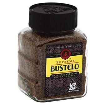 Bustelo Supreme Regular Freeze Dried Instant Coffee