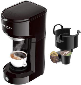 Coffee Brewer Barsetto Espresso Capsule Coffee Maker One Button Single Serve Machine