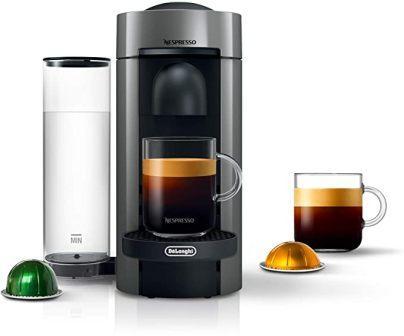 Espresso Single-Serve Coffee Capsules Original Arabica