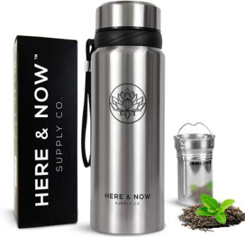Here & Now Supply Co.'s Multi-Purpose Travel Mug and Tumbler