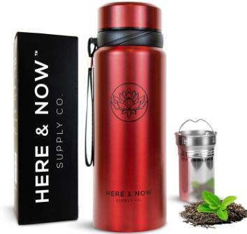 Multi-Function Travel Mug and Tumbler by Here & Now Supply Co.