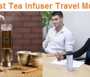 Top 15 Best Tea Infuser Travel Mugs in 2020 – Ultimate Guide