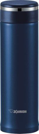 Zojirushi SM-JTE46AD Stainless Steel Travel Mug with Tea Leaf Filter